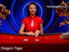 Pragmatic Play Dragon Tiger Live Baccarat Tables