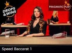 Pragmatic Play Live Casino online Speed Bacarat tables at Mr Green Casino no deposit bonus 2021-2022 E-Vegas.com