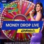 The Money Drop Live Casino Gameshow at Gala Bingo online in 2022