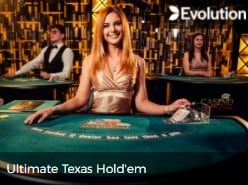 Ultimate Texas Live Hold'Em Poker Live Dealer Games at Mr Green Casino in 2022 New Casino Games Live