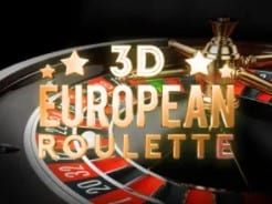 3D European Roulette at Mr Green Casino review 2022 E-Vegas.com