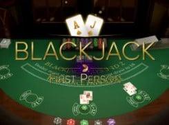 First Person Casino Blackjack 2021-2022 E-Vegas.com Casino reviews online