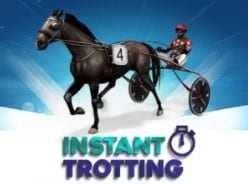 Instant Trotting Virtual Racing betting online at Mr Green in 2021-2022