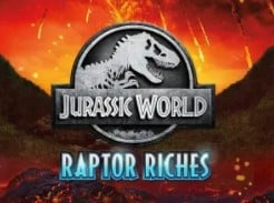Jurassic World Film Movie based slot game to play online casino slots new at Mr Green 2021-2022